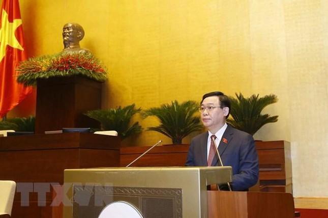Hình ảnh khai mạc Kỳ họp thứ nhất, Quốc hội khóa XV ảnh 6