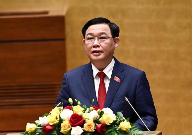 Đề cử ông Vương Đình Huệ làm Chủ tịch Quốc hội khóa XV ảnh 1