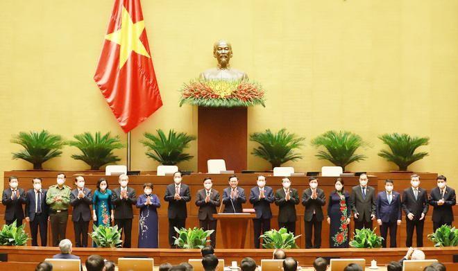 Hoàn thiện nhân sự lãnh đạo Quốc hội khóa XV ảnh 1