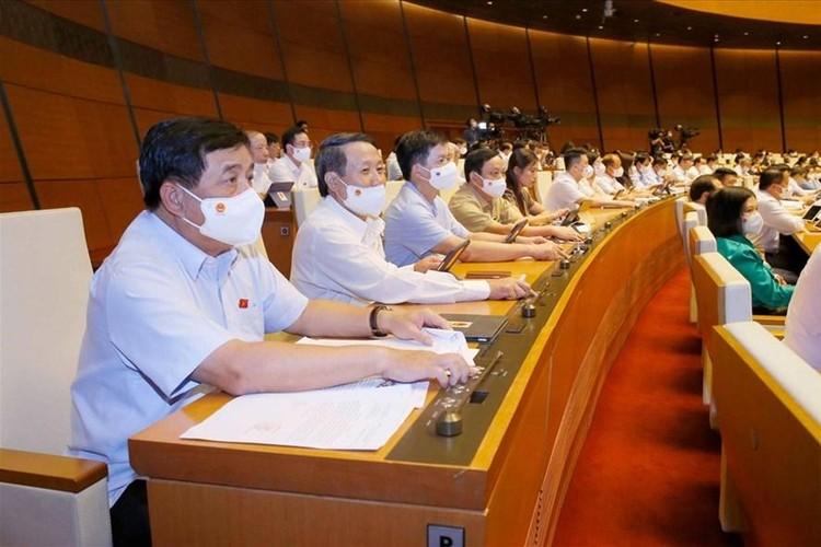 Chính phủ nhiệm kỳ 2021-2026 có 18 bộ và 4 cơ quan ngang bộ ảnh 1