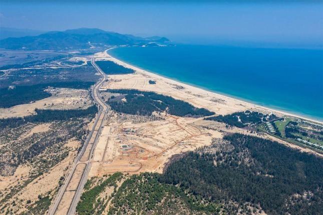 Bình Định xin ý kiến về dự án khu đô thị biển có sân golf rộng hơn 1.164ha ảnh 1