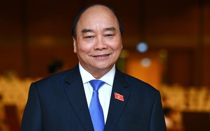 Ông Nguyễn Xuân Phúc được giới thiệu giữ chức Chủ tịch nước nhiệm kỳ 2021 - 2026 ảnh 1
