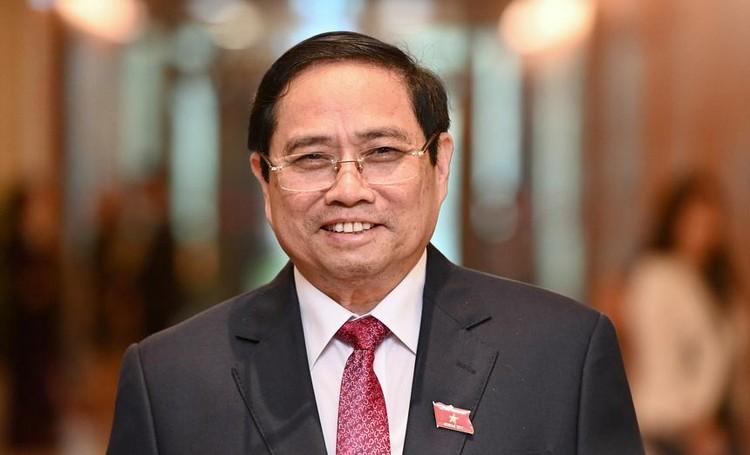 Đề cử ông Phạm Minh Chính làm Thủ tướng nhiệm kỳ 2021-2026 ảnh 1
