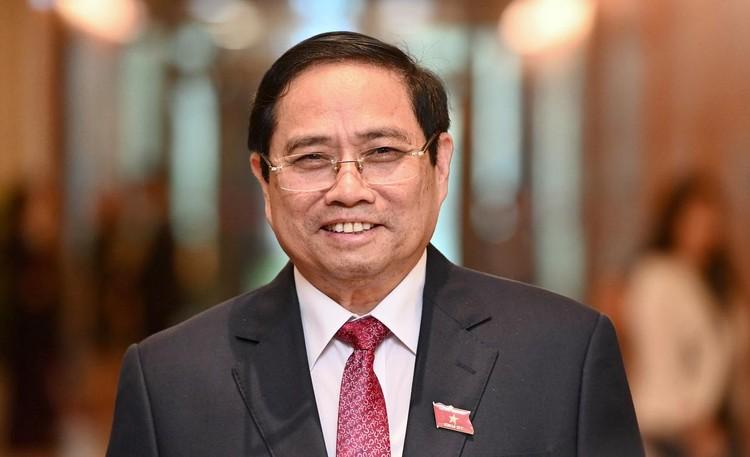 Ông Phạm Minh Chính tái đắc cử chức Thủ tướng nhiệm kỳ 2021-2026 ảnh 1