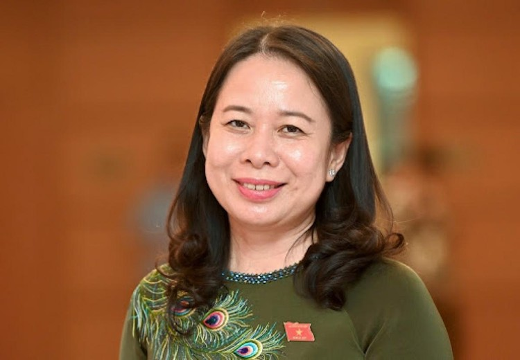 Bà Võ Thị Ánh Xuân làm Phó Chủ tịch nước nhiệm kỳ 2021-2026 ảnh 1