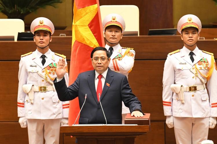 Thông cáo báo chí số 07, Kỳ họp thứ nhất, Quốc hội khóa XV ảnh 2