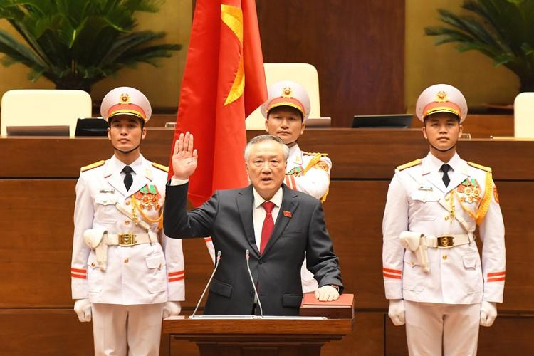 Thông cáo báo chí số 07, Kỳ họp thứ nhất, Quốc hội khóa XV ảnh 3