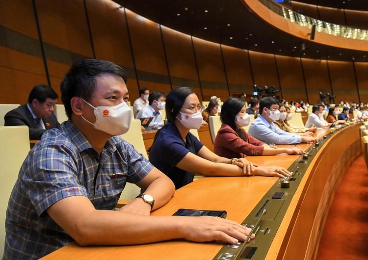 Quốc hội sẽ giám sát tối cao về tiết kiệm, chống lãng phí và công tác quy hoạch ảnh 1
