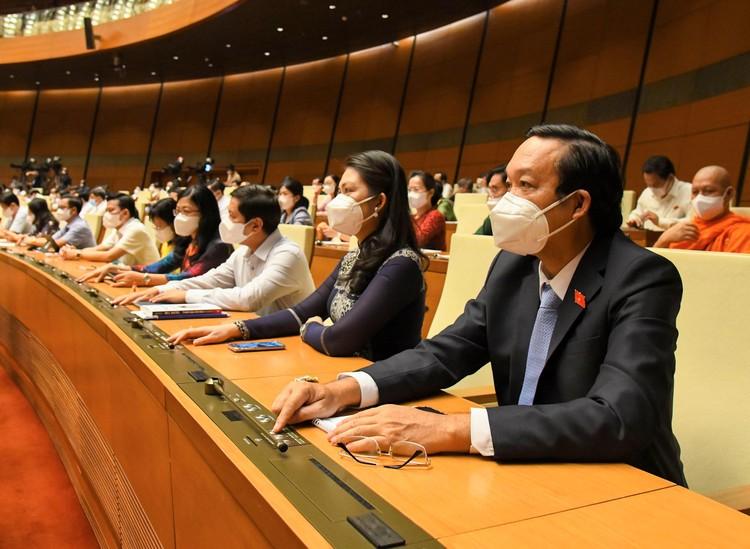 Quốc hội thông qua chủ trương đầu tư Chương trình mục tiêu quốc gia xây dựng NTM giai đoạn 2021-2025 ảnh 2