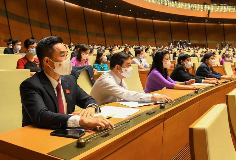 Thủ tướng Chính phủ Phạm Minh Chính giữ chức Phó Chủ tịch Hội đồng Quốc phòng và An ninh ảnh 1