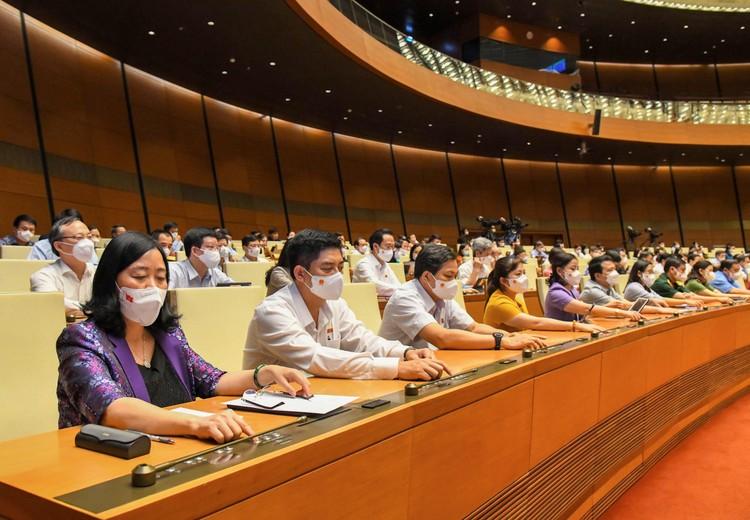 Bế mạc Kỳ họp thứ nhất, Quốc hội khóa XV, rút ngắn 8 ngày so với kế hoạch ảnh 6
