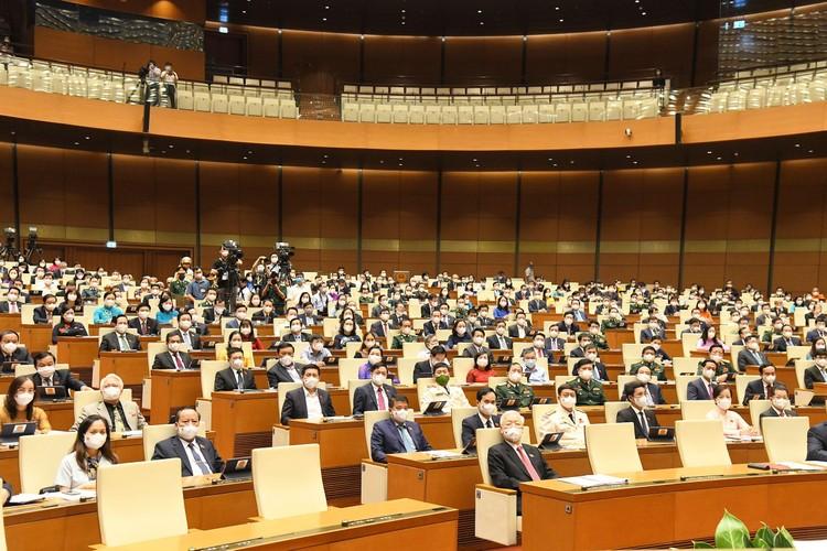 Bế mạc Kỳ họp thứ nhất, Quốc hội khóa XV, rút ngắn 8 ngày so với kế hoạch ảnh 2