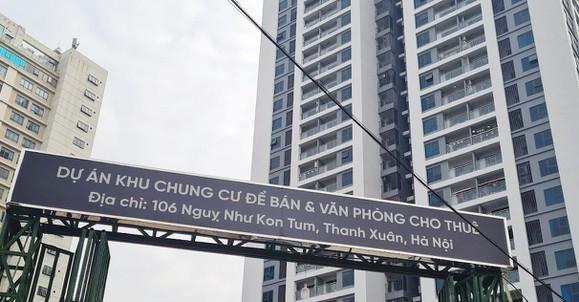 Điểm mặt loạt khu 'đất vàng' thành cao ốc ở Hà Nội bị TTCP chỉ sai phạm ảnh 7