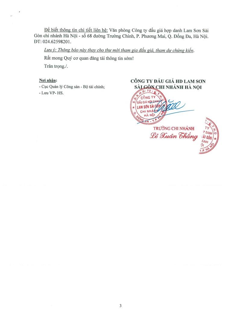 Ngày 12/8/2021, đấu giá nhà máy nước khoáng Thiên An tại huyện Quỳ Hợp, tỉnh Nghệ An ảnh 5