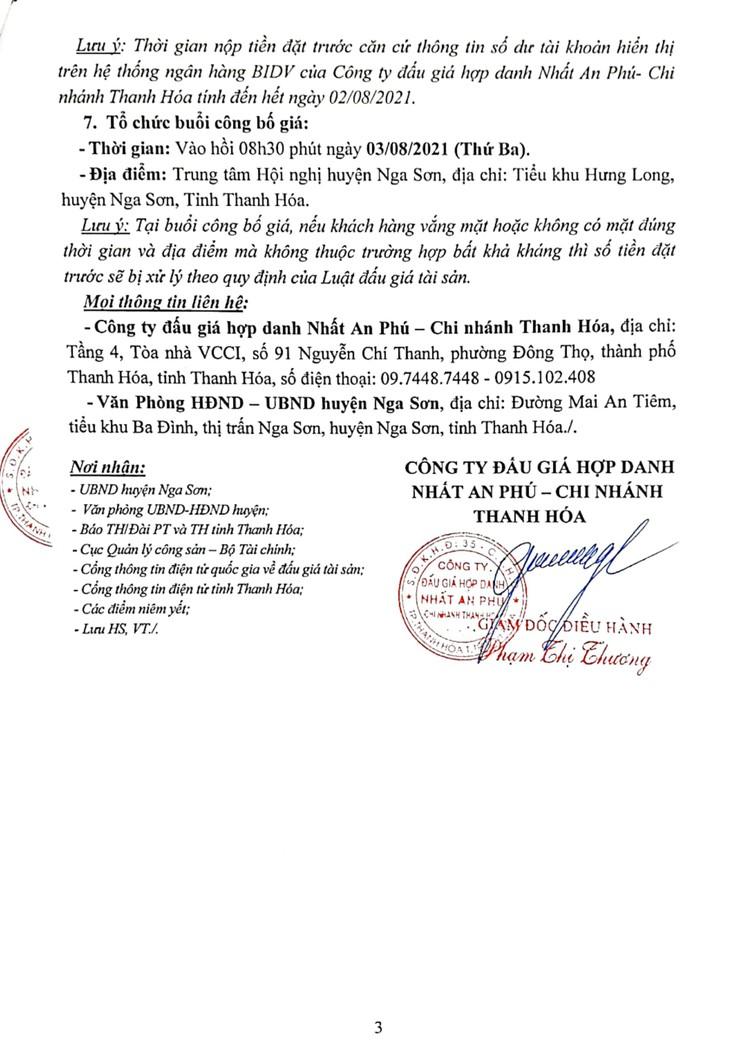 Ngày 15/8/2021, đấu giá xe ôtôFORD tại tỉnh Thanh Hóa ảnh 6