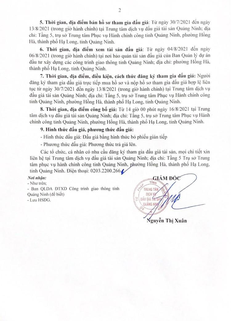 Ngày 16/8/2021, đấu giá xe ô tô MAZDA tại tỉnh Quảng Ninh ảnh 3