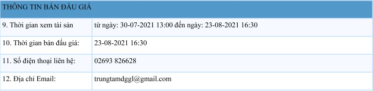 Ngày 23/8/2021, đấu giá quyền sử dụng 26 lô đất tại huyện Chư Pưh, tỉnh Gia Lai ảnh 2