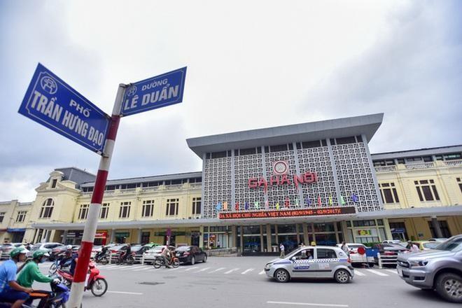 Bất ngờ về thông tin quy hoạch ga Hà Nội 10 năm tới ảnh 1