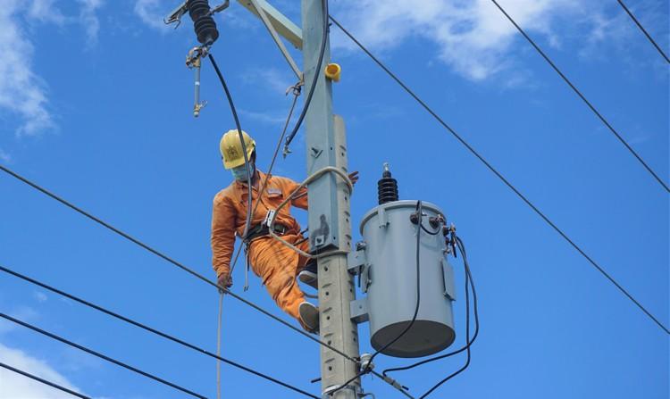 EVNSPC: Đầu tư, phân phối điện bị ảnh hưởng bởi dịch COVID-19 ảnh 3