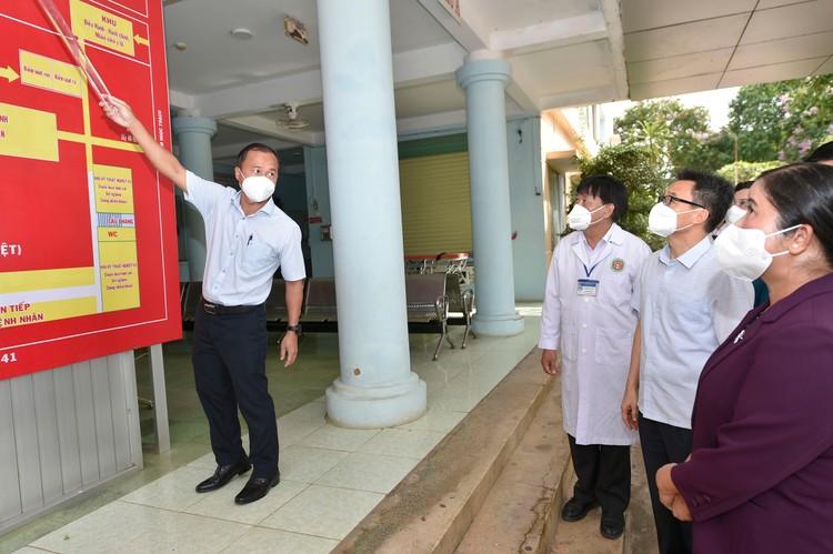 Thủ tướng Chính phủ Phạm Minh Chính phân công nhiệm vụ chỉ đạo điều hành chống dịch Covid-19 ảnh 2
