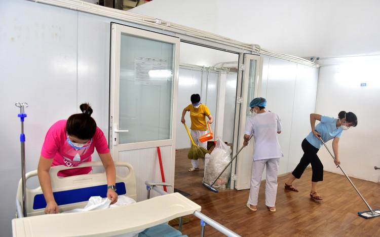 3 trung tâm hồi sức tích cực 1.500 giường chính thức hoạt động tại TP.HCM ảnh 3