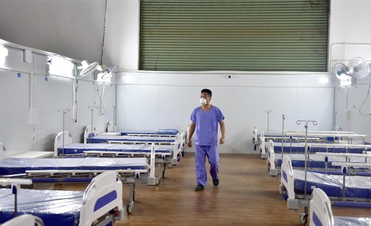 3 trung tâm hồi sức tích cực 1.500 giường chính thức hoạt động tại TP.HCM ảnh 4