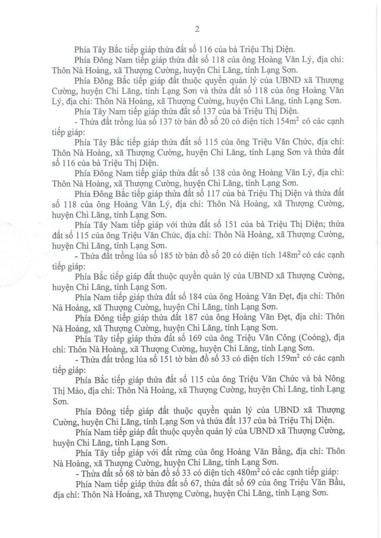 Ngày 9/9/2021, đấu giá quyền sử dụng đất tại huyện Chi Lăng, tỉnh Lạng Sơn ảnh 9