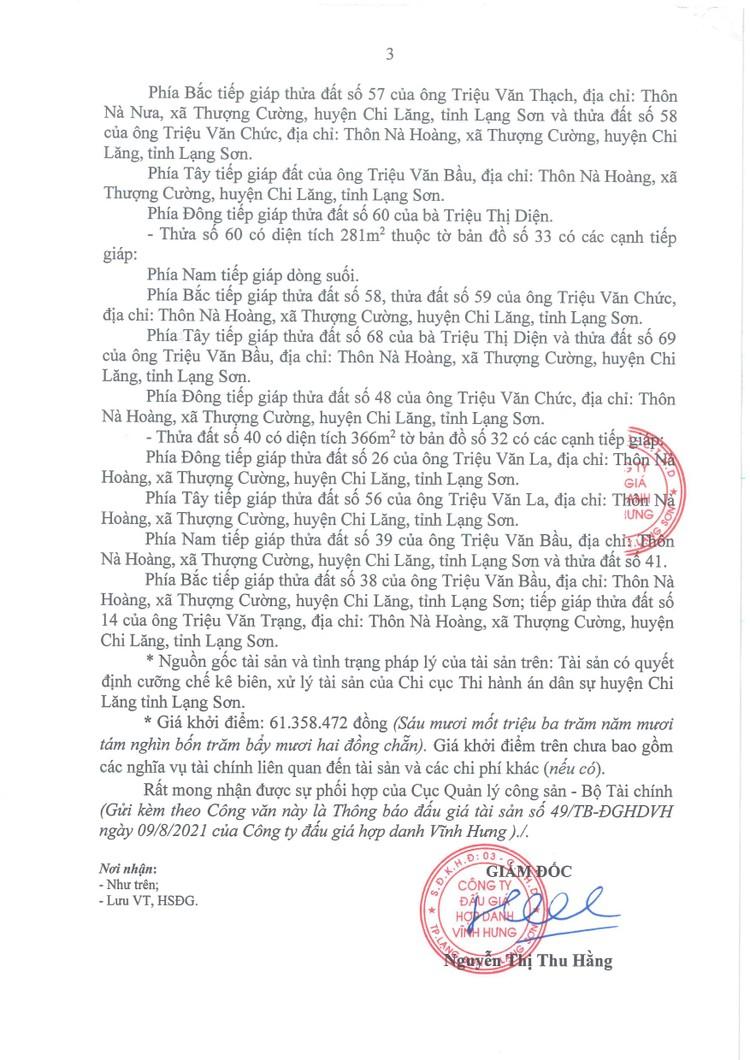 Ngày 9/9/2021, đấu giá quyền sử dụng đất tại huyện Chi Lăng, tỉnh Lạng Sơn ảnh 10