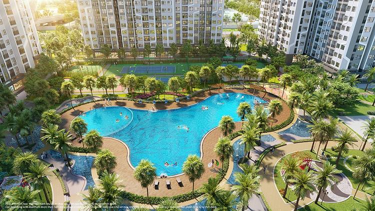 Vinhomes mở bán GS1- Tòa tháp căn hộ cửa ngõ của phân khu The Miami ảnh 2