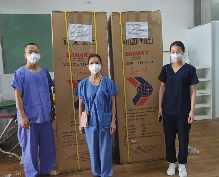 Nỗ lực và tấm lòng của người lao động PVFCCo trong đại dịch ảnh 3