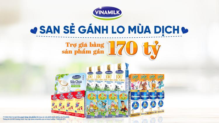 """""""Giải mã"""" vì sao Vinamilk là thương hiệu sữa được chọn mua nhiều nhất 10 năm liên tiếp ảnh 4"""