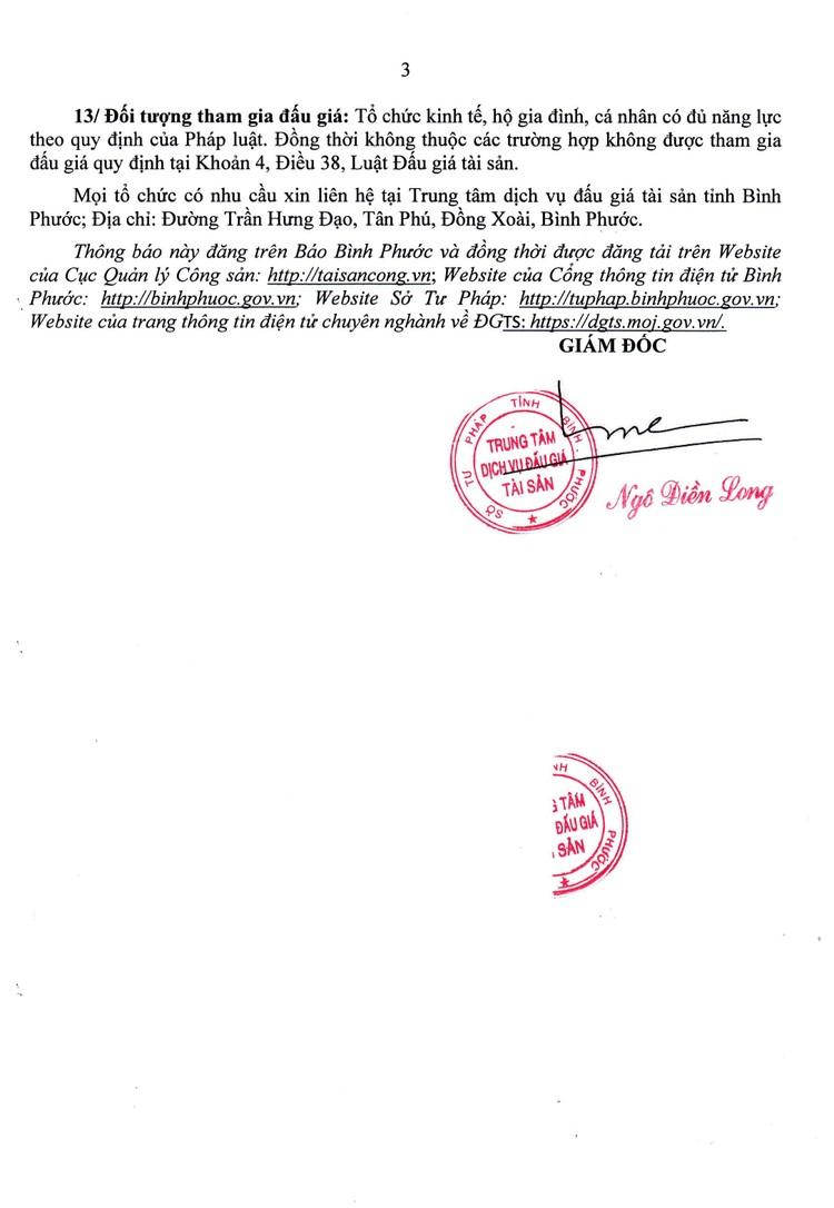Ngày 27/8/2021, đấu giá quyền khai thác mủ cao su tại tỉnh Bình Phước ảnh 4