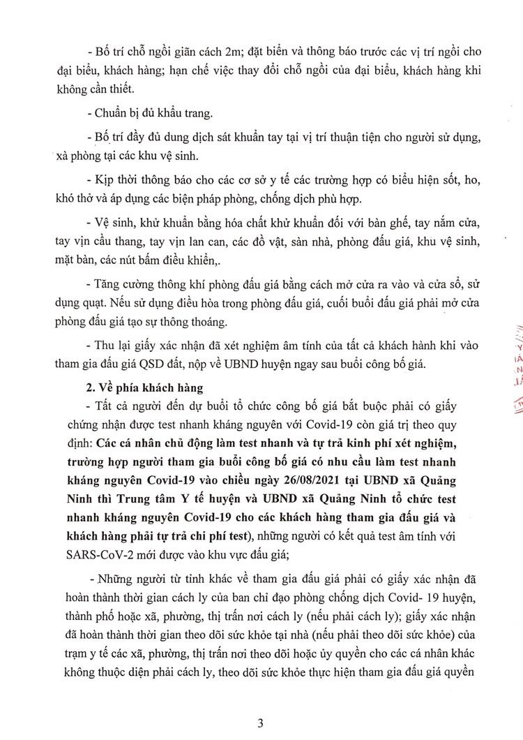 Ngày 27/8/2021, đấu giá quyền sử dụng 19 lô đất tại huyện Quảng Xương, tỉnh Thanh Hoá ảnh 4
