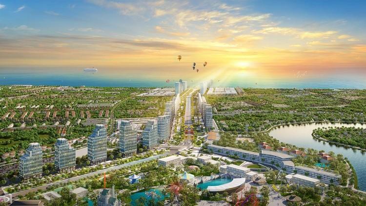 Sun Grand Boulevard và Sun World: Tọa độ thương mại - vui chơi - giải trí - nghỉ dưỡng bất tận ảnh 2