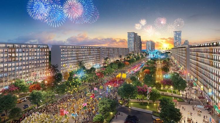 Sun Grand Boulevard và Sun World: Tọa độ thương mại - vui chơi - giải trí - nghỉ dưỡng bất tận ảnh 3