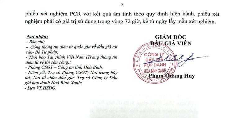 Ngày 27/8/2021, đấu giá 136 xe mô tô tại tỉnh Hòa Bình ảnh 4