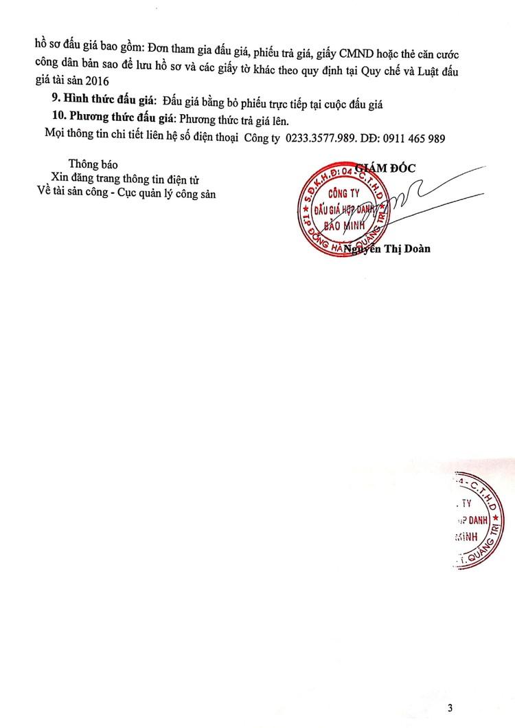 Ngày 26/8/2021, đấu giá đường kính trắng tại tỉnh Quảng Trị ảnh 4