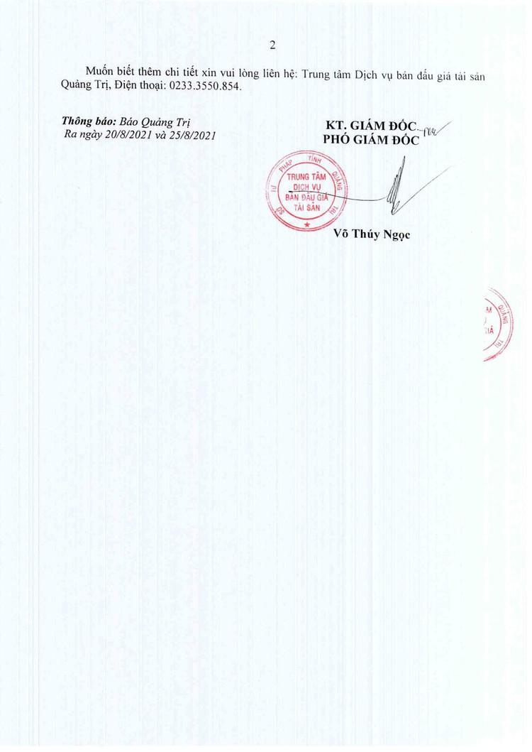 Ngày 10/9/2021, đấu giá quyền sử dụng 25 lô đất tại huyện Cam Lộ, tỉnh Quảng Trị ảnh 3
