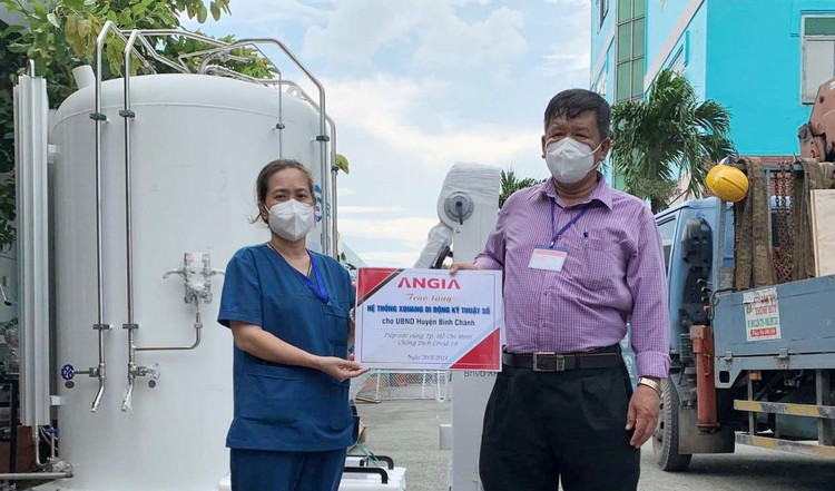 An Gia tiếp tục ủng hộ 7 tỷ đồng cho công tác phòng, chống dịch tại tỉnh Bà Rịa - Vũng Tàu ảnh 2