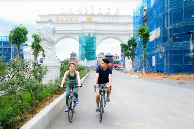 Danko City: Không gian sống xanh, an lành tốt cho sức khỏe ảnh 1