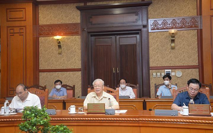 Thủ tướng Phạm Minh Chính làm Trưởng Ban Chỉ đạo quốc gia phòng, chống dịch Covid-19 ảnh 1