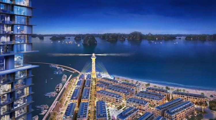 Sun Marina Town - Một bước chân chạm ngàn tiện ích ảnh 9