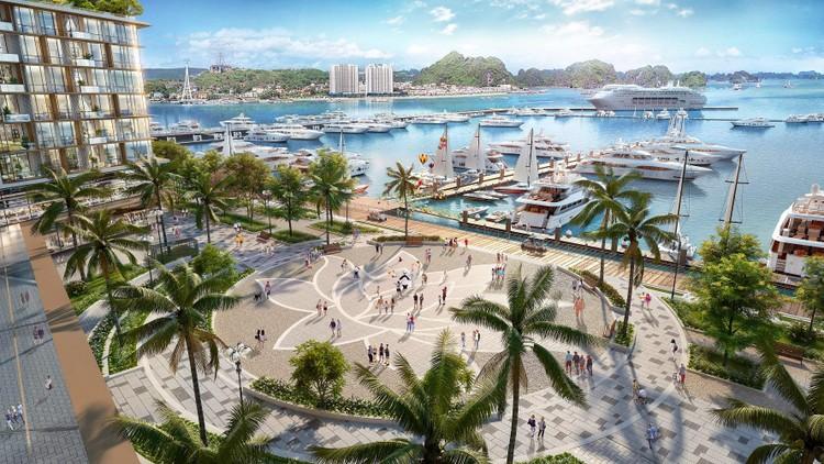 Sun Marina Town - Một bước chân chạm ngàn tiện ích ảnh 7