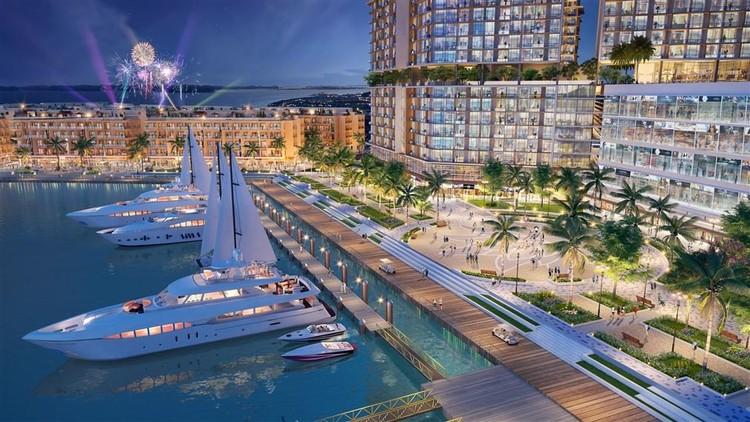 Sun Marina Town - Một bước chân chạm ngàn tiện ích ảnh 8