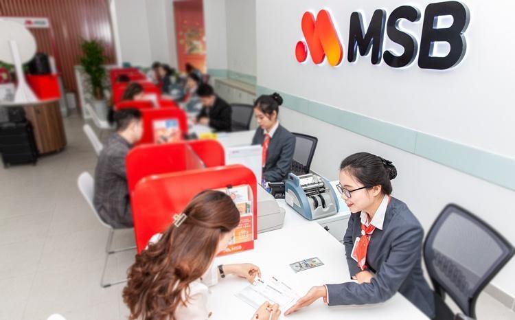 MSB muốn bán đấu giá công ty con MSB AMC ảnh 1