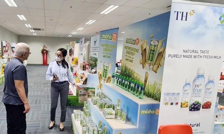 TH gây ấn tượng tại triển lãm thực phẩm cao cấp nước ngoài đầu tiên tại Singapore trong 2 năm qua ảnh 1
