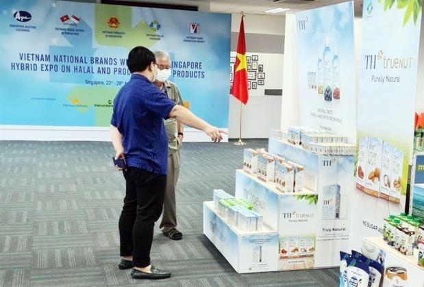 TH gây ấn tượng tại triển lãm thực phẩm cao cấp nước ngoài đầu tiên tại Singapore trong 2 năm qua ảnh 2