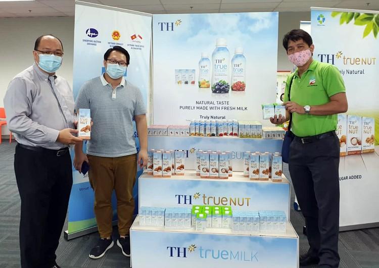 TH gây ấn tượng tại triển lãm thực phẩm cao cấp nước ngoài đầu tiên tại Singapore trong 2 năm qua ảnh 3