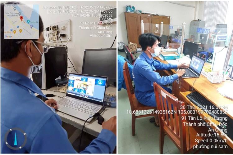 VNPT triển khai hội nghị trực tuyến phục vụ Lễ kỷ niệm Quốc khánh 2/9 và đảm bảo kết nối tới tuyến xã/phường ảnh 3