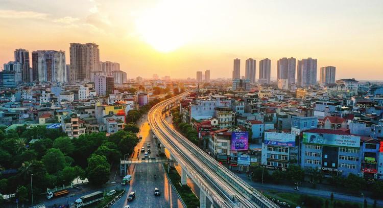 Diện mạo Hà Nội qua những dự án giao thông nghìn tỷ ảnh 1